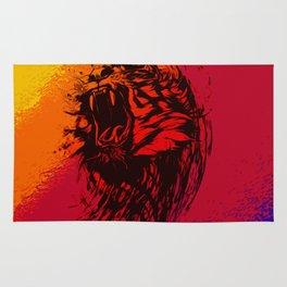 Fantasy tiger Rug