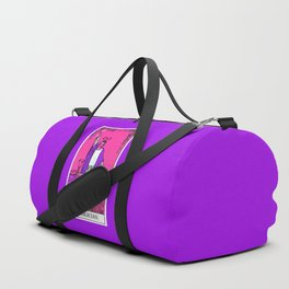 1. The Magician- Neon Dreams Tarot Duffle Bag