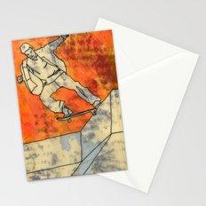 BackSide Tail. Stationery Cards