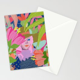 The Sun Hat Stationery Cards
