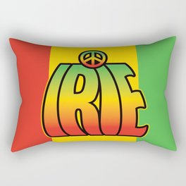 Irie Peace Rectangular Pillow