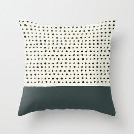 Juniper x Dots Throw Pillow