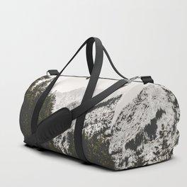 Great Mountain Roads - Nature Photography Duffle Bag