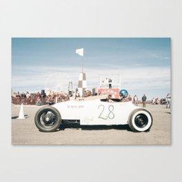 The Race of Gentlemen 24 Canvas Print