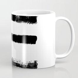 Brush stroke - 02 Coffee Mug