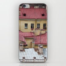 Roofs of St Petersburg iPhone & iPod Skin