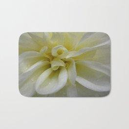Nature's Dance in White Bath Mat