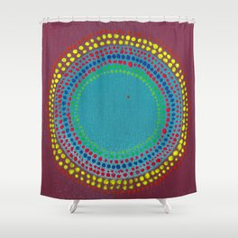 Dotto 5 Shower Curtain
