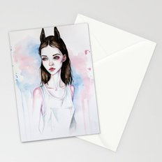 Wolfling Stationery Cards