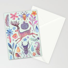Et coloris natura I Stationery Cards