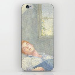 Dreaming Martin iPhone Skin