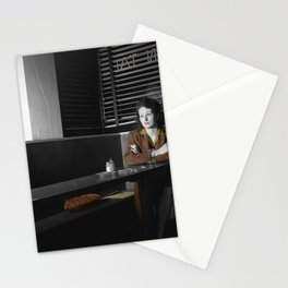 Lonely Lady Stationery Cards