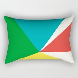 Shifting Perspective Rectangular Pillow