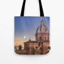 San Giovanni Battista dei Fiorentini Church, Rome, Italy Tote Bag