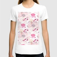 magnolia T-shirts featuring Magnolia by SURFACE HUG