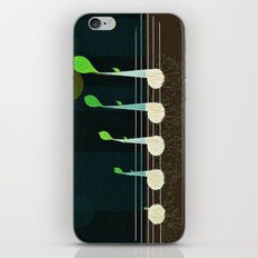 music seeds iPhone & iPod Skin