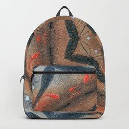 Bushfire Gum Medallion 14 Backpack