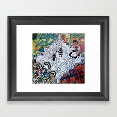 Ché Boludo Framed Art Print