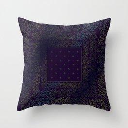 shawl Throw Pillow