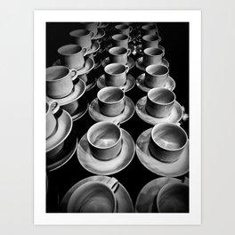 A Cuppa Art Print