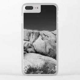 Big Rock 7407 Joshua Tree Clear iPhone Case