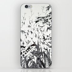 Guilt & Innocence iPhone & iPod Skin