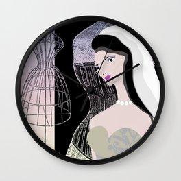 JEZEBEL-VINTAGE-3 Wall Clock