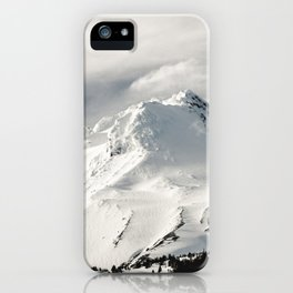 Marvelous Mount Hood iPhone Case