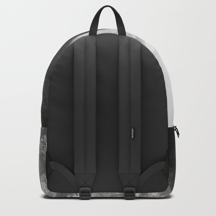 Black and White - Autumn Song Backpack