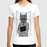 mr fox T-shirts featuring Mr fox.. by ZefxisJR281