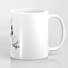 Young Hunting Labrador Coffee Mug