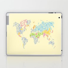 We Are All Writers Laptop & iPad Skin