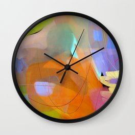 Another Dimension Wall Clock