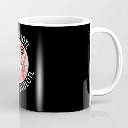 Smile Alotl Like An Axalotl Pun Walking Fish Coffee Mug