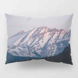 Golden Hour in the Rockies Pillow Sham