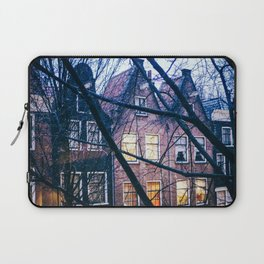 AMSTERDAM / Houses Laptop Sleeve