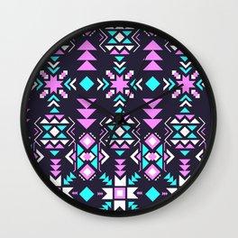 Ethnic II Wall Clock