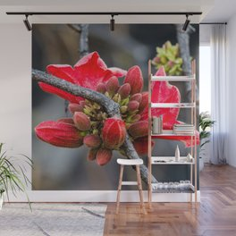 Sticky Wall Mural