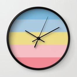 SOFT POP  Wall Clock