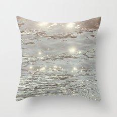 C'est La Vie II Throw Pillow