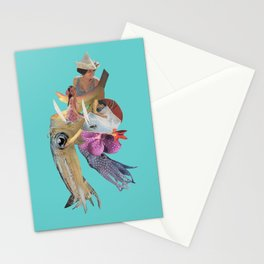 AHOY there Stationery Cards