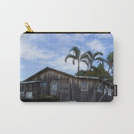 Old house at the Big City Carry-All Pouch