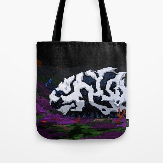Urban Crawl Tote Bag