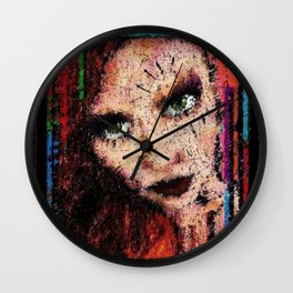 The Love You Crave Wall Clock