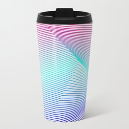 Miami Metal Travel Mug