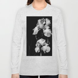 White Iris, Messenger Between Heaven And Earth Long Sleeve T-shirt