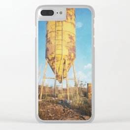 Desolation #2 Clear iPhone Case