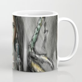 The Conqueror Coffee Mug