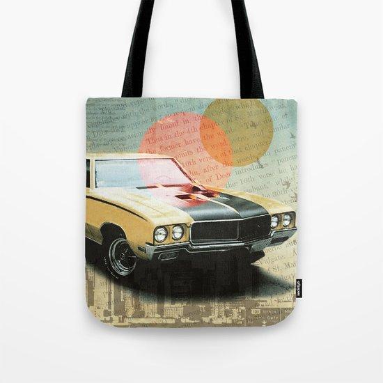 Buick Gran Tote Bag