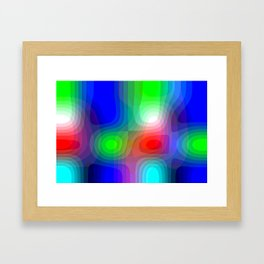 and i say that, and i say that Framed Art Print